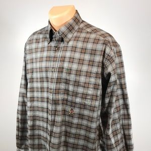 Vintage Tommy Hilfiger M Men's Shirt long Sleeve